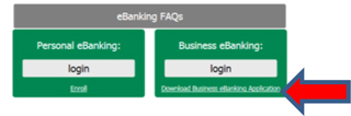 Business-eBanking-Application